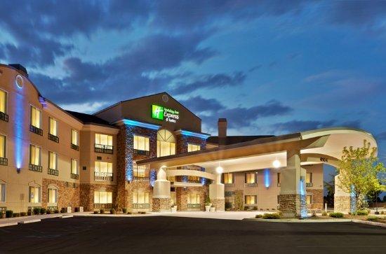 Holiday Inn Express & Suites Nampa at the Idaho Center: Exterior