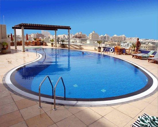 Star metro deira hotel apartments dubai united arab emirates reviews photos price for Dubai airport swimming pool price