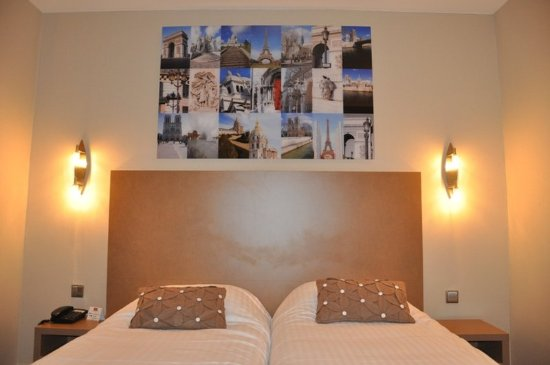 Villa des Ambassadeurs : Guest room