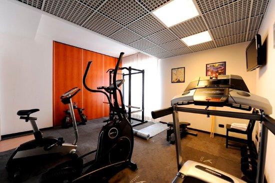 Corvetto Residence Porto Di Mare: Health club