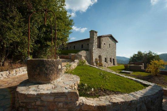 Parrano, Italy: Exterior