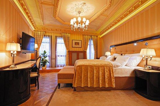 Quisisana Palace : Suite