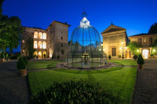 Pievescola, Italië: Exterior