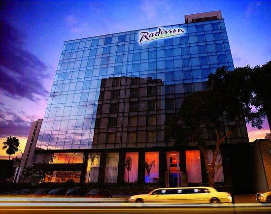 Radisson Hotel Decapolis Miraflores: Exterior