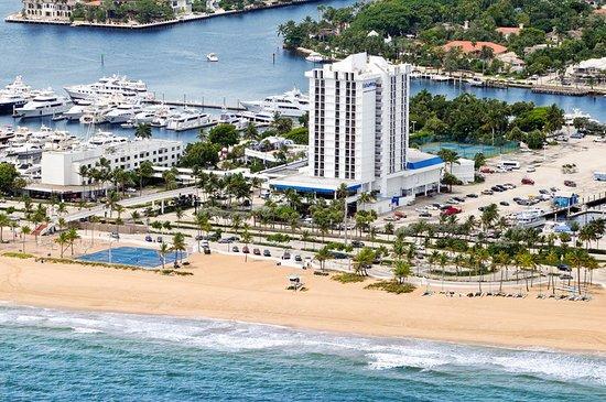 Bahia Mar Fort Lauderdale Beach A Doubletree By Hilton