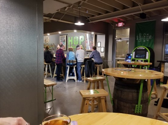 Hop & Barrel Brewing Company: 20180131_201113_large.jpg