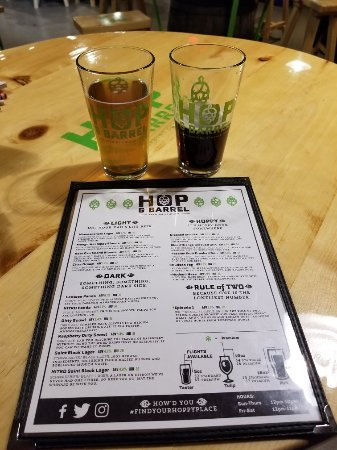 Hop & Barrel Brewing Company: 20180131_203028_large.jpg