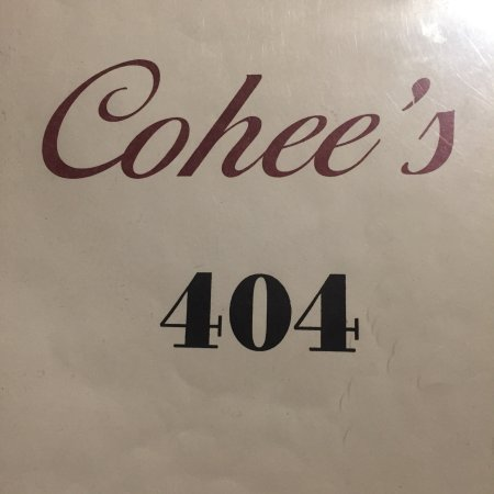 Denton, MD: Cohee's 404 Restaurant and Grill