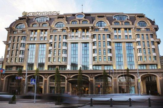 InterContinental Kiev: Exterior