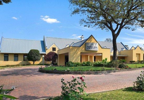 Chingola, Zambia: Exterior