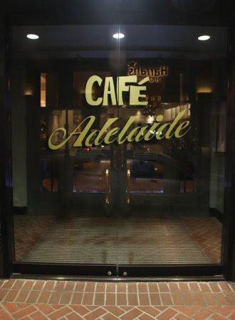 Cafe Adelaide New Orleans Tripadvisor
