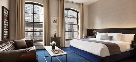 The Frederick Hotel: Suite