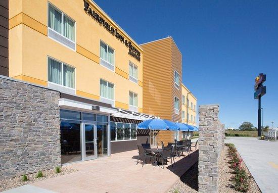 Fairfield Inn & Suites by Marriott Burlington: Other