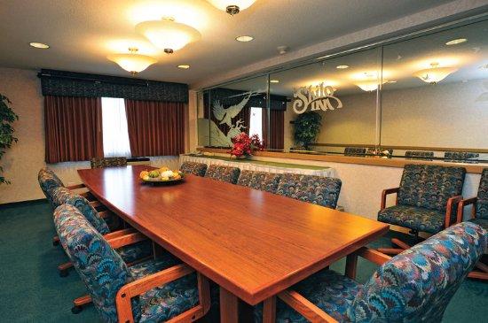 Shilo Inn Suites Hotel - Klamath Falls: Meeting room