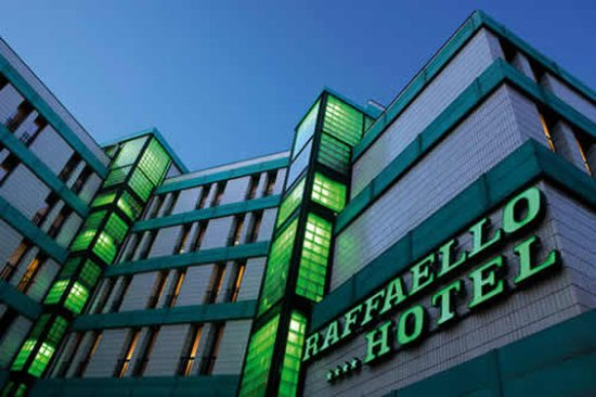 Hotel Raffaello: Exterior