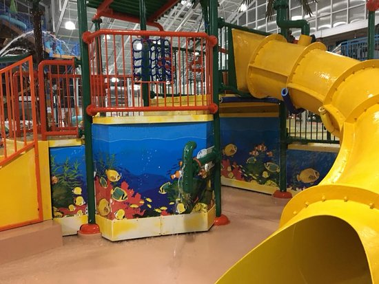Americana Resort: Kids zone