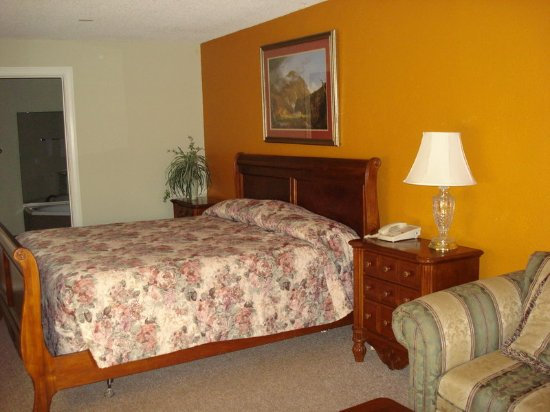 De Queen, AR: Guest room
