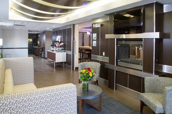 Holiday Inn Express Oxford: Lobby