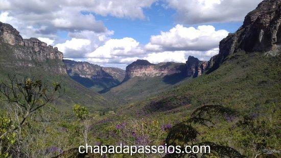 Chapada Passeios trekking