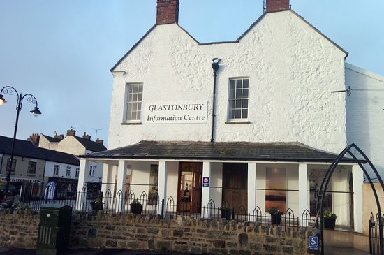 ‪Glastonbury Pilgrim Reception Centre‬