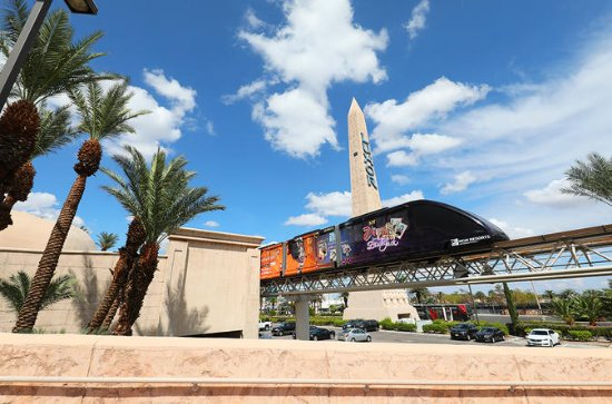 Las Vegas Monorail Tickets
