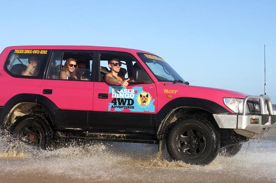 2-Day Fraser Island 4WD Tag-Along ...