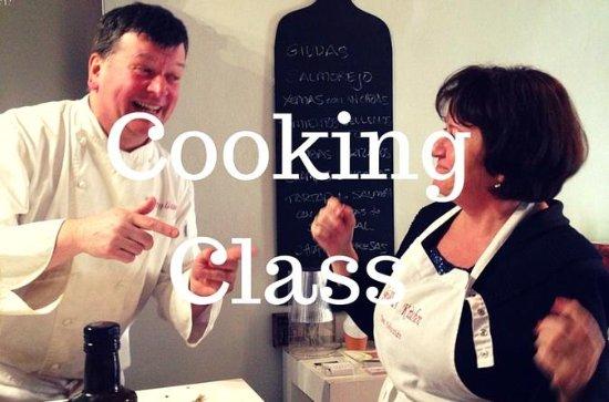 Basque Cooking Class Workshop