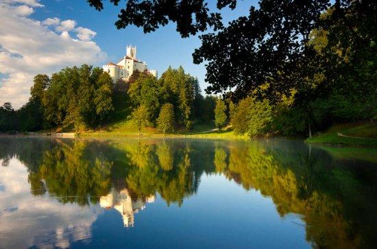 ザグレブからの終日バラジュディンとトラコシュカン城ツアー