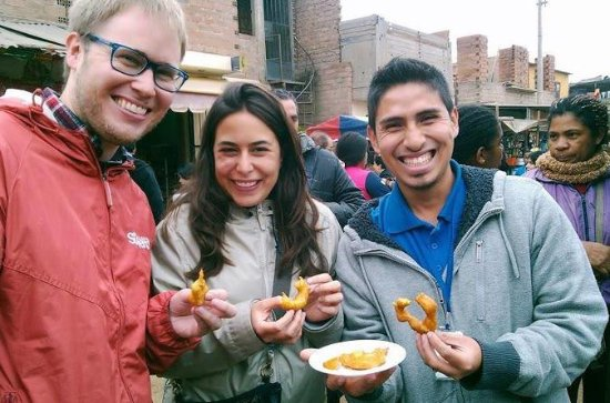 History and Food Tour of Lima
