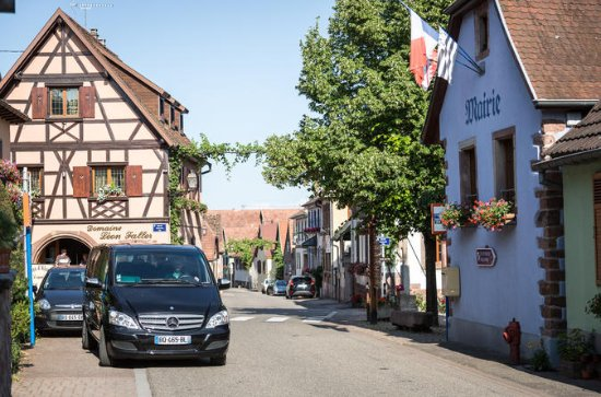 Full-Day Alsace Villages and Wine ...