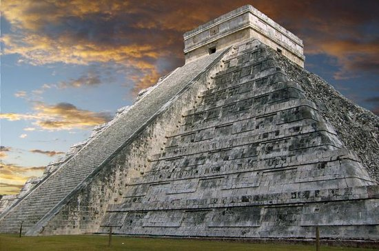 Luxury Bus Tour to Chichen Itza from