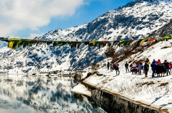 Kort flykt till Gangtok