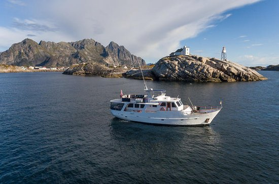 Breathtaking fjord cruise on a...