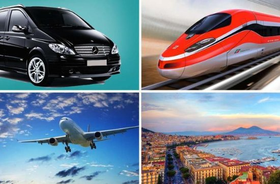Private Transfer: from Naples (hotel-airport-train station) to...