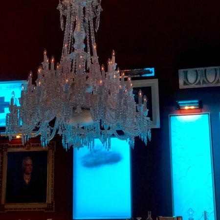 Baccarat grand salon for Salon baccarat