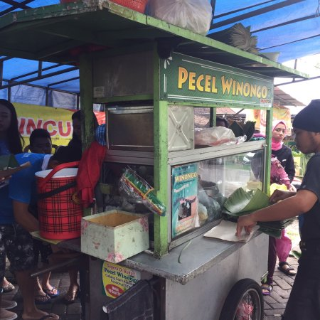 Delicious Street Food Review Of Pecel Pincuk Winongo Malang Indonesia Tripadvisor