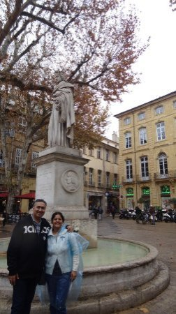 Fontaine du Roi Rene