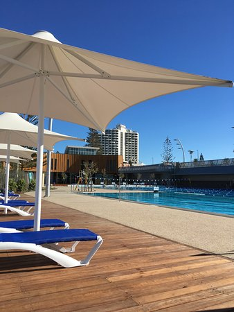 Scarborough, Australia: Poolside