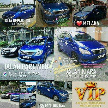 Blue Cab Malaysia VIP