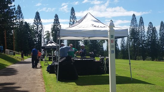 Demo Day - Titleist - Picture of Pukalani Country Club