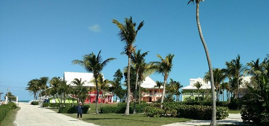West End, Grand Bahama Island: Old Bahama Bay Grounds