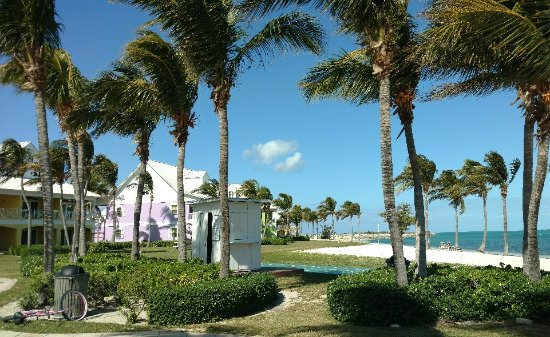 West End, Grand Bahama Island: Old Bahama Bay Grounds