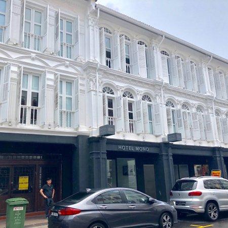 Hotel Mono Singapore Review