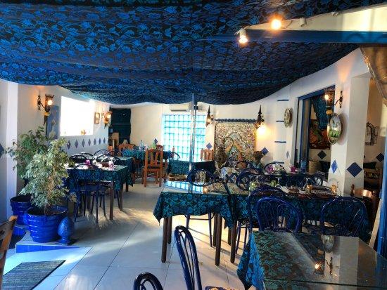 la deco de la salle restaurant - Picture of Restaurant Bon ...