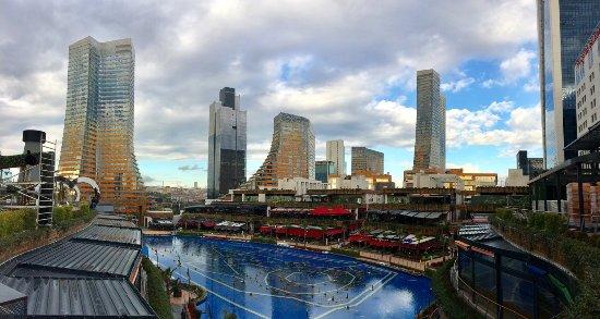 Watergarden Istanbul: Moderne Architektur