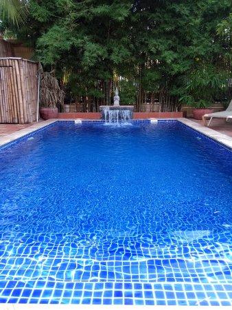 Le D'Artagnan: Pool area