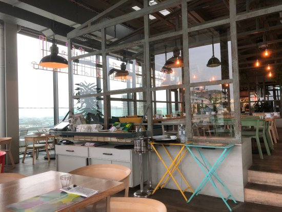 Neni Restaurant Level 10 Picture Of 25hours Hotel Bikini Berlin