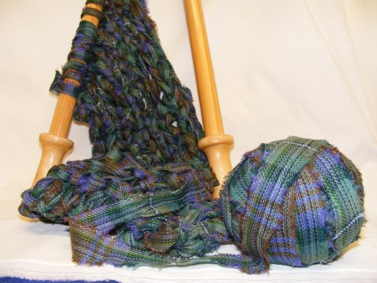 3 Bags Wool