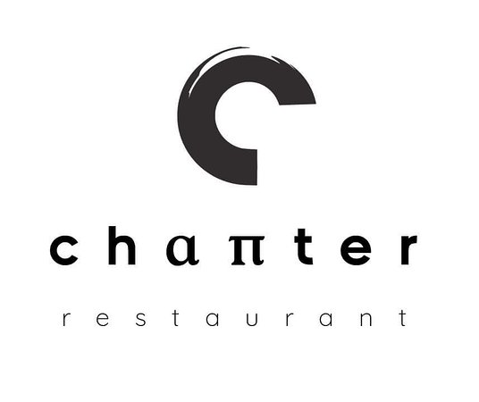 Chapter Restaurant: Logo