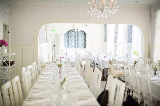 Odsmal, Suecia: Bröllopsmiddag
